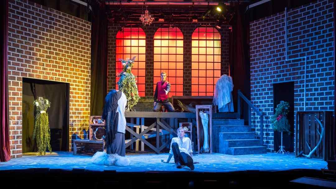 The Rake's Progress (2016) / Agassiz Theatre (Cambridge, MA)