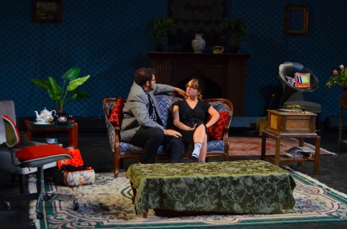The Bald Soprano (2016) / Loeb Experimental Theater (Cambridge, MA)