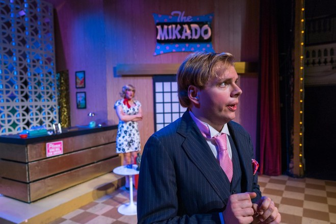 The Mikado (2016) / Agassiz Theatre (Cambridge, MA)