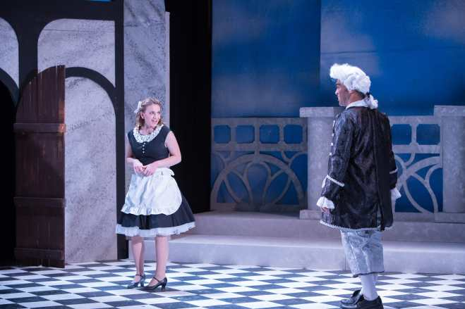 The Marriage of Figaro (2017) / Agassiz Theatre (Cambridge, MA)