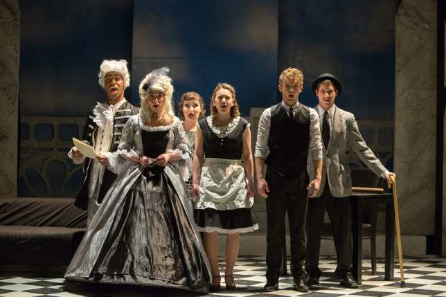 The Marriage of Figaro (2017) / Agassiz Theatre (Cambridge, MA)