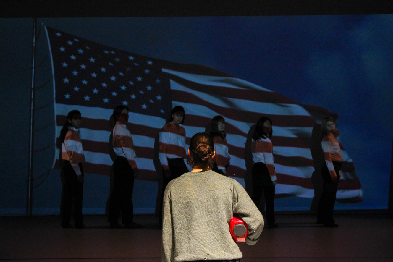 Roy Loves America (2018) / Harvard Dance Center (Cambridge, MA)