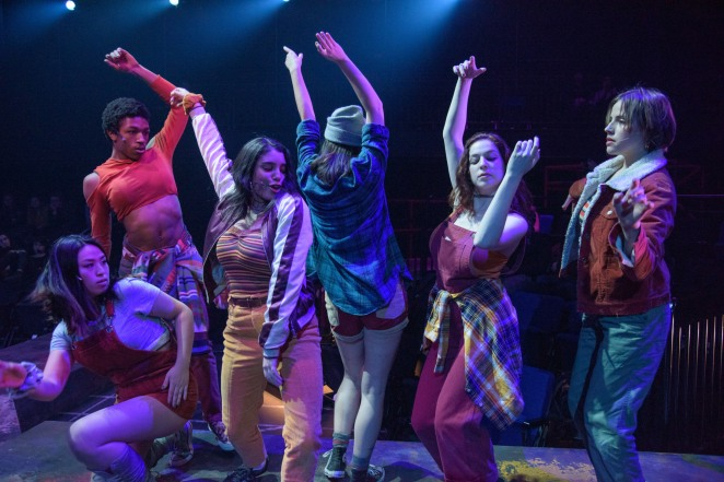 Runaways (2018) / Booth Theatre (Boston, MA)