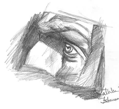 Sculpted Eye